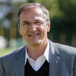 Matthias Krieger - Stlv. Vorsitzender der Dagmar + Matthias Krieger Stiftung und Förderer der Talent Company
