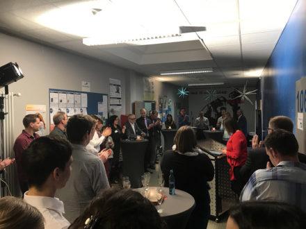 Impressionen der Feier anlässlich des 10. Jubiläums der Talent Company Reichelsheim