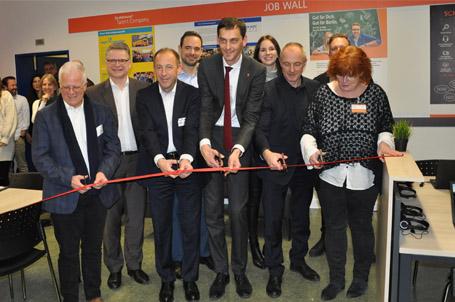 Eröffnung der 40. Talent Company in Berlin – willkommen in der Hauptstadt!