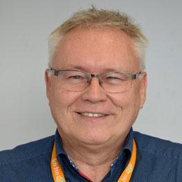 Roland Hauck - Stiftungsbotschafter der Globus-Stiftung