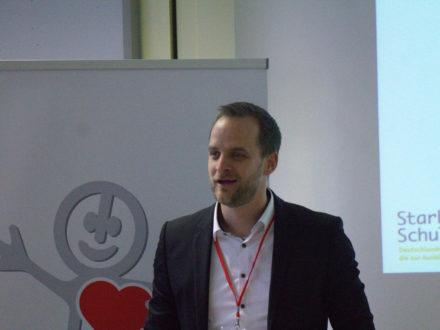 Christian Rieck, Dieter Schwarz Stiftung