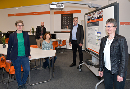 Ein Stück Normalität einkehren lassen – Strahlemann® Talent Company an der OSW in Kassel wurde eröffnet