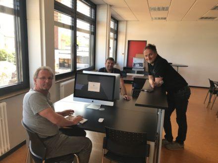 Die Talent Company an der FDS in Limburg ist eingerichtet