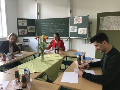Eine neue Talent Company entsteht an der 68. Oberschule Leipzig