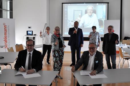 Erster Meilenstein für die zweite von fünf Talent Companies in Kooperation mit dem Kreis Bergstraße