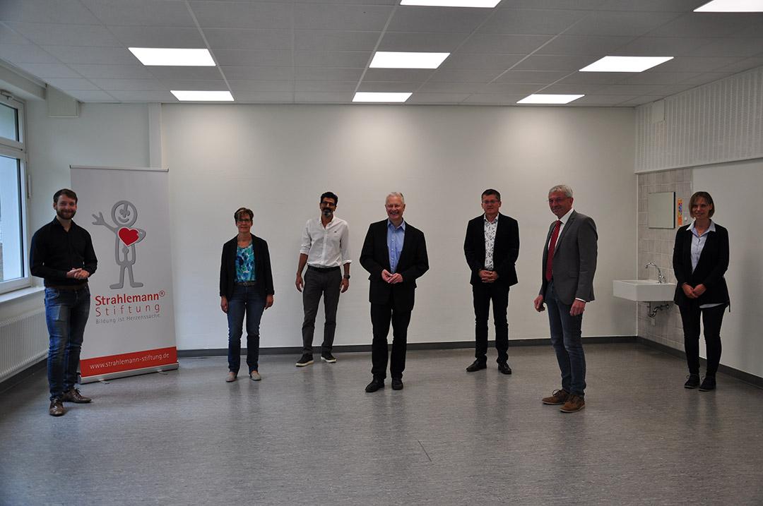 TC Lahnstein - Unterzeichnungen der Kooperationsvereinbarungen