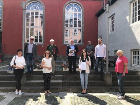 Eine Strahlemann® Talent Company entsteht im Stadtteilzentrum Soester Süden
