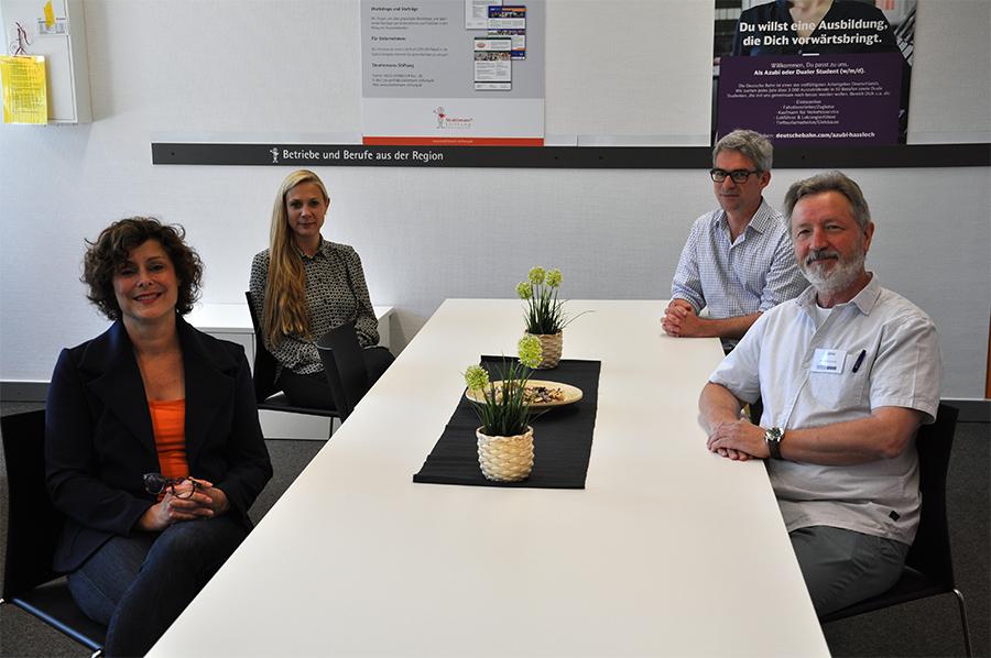 Kleine Öffnung der Talent Company in Haßloch