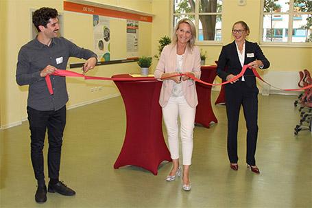 Die Berufsorientierung weiterentwickeln – Talent Company an der 68. Oberschule in Leipzig eröffnet