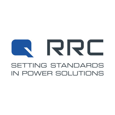 Logo RRC power solutions