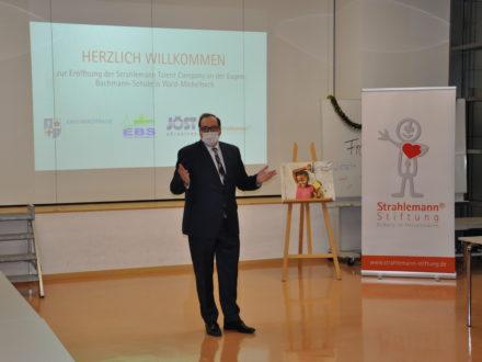 Eröffnung der Talent Company - Ansprache Bürgermeister Dr. Sascha Weber