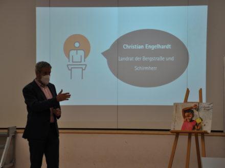 Eröffnung der Talent Company - Ansprache Landrat Christian Engelhardt