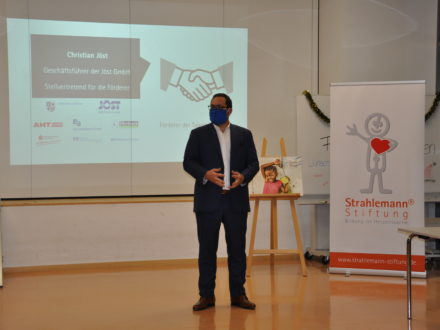Eröffnung der Talent Company - Ansprache Christian Jöst