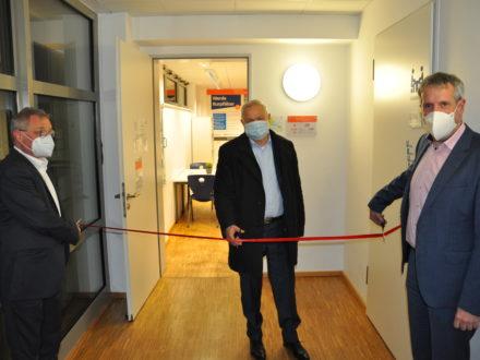 Eröffnung der Talent Company an der Eugen-Bachmann-Schule in Wald-Michelbach