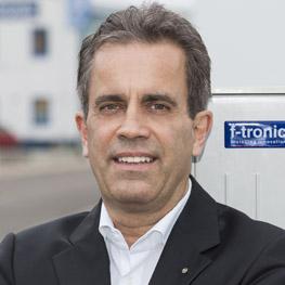 Achim S. Dawedeit - Geschäftsführer f-tronic