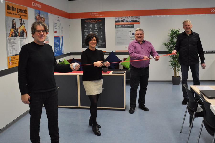 Eröffnung der Talent Company an der IGS Landau