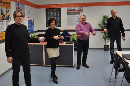 Öffnung der 48. Strahlemann® Talent Company an der IGS Landau