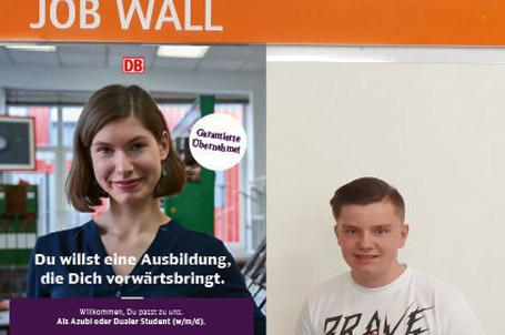 Oliver hat einen Ausbildungsplatz bei der Deutschen Bahn – Herzlichen Glückwunsch!