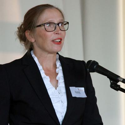Silvana Schmidt - Schulleiterin