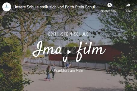 Imagefilm der Edith-Stein-Schule – die Talent Company ist ein Teil davon