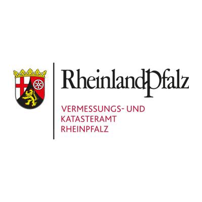 Logo Landesamt für Vermessung und Geobasisinformation Rheinland-Pfalz