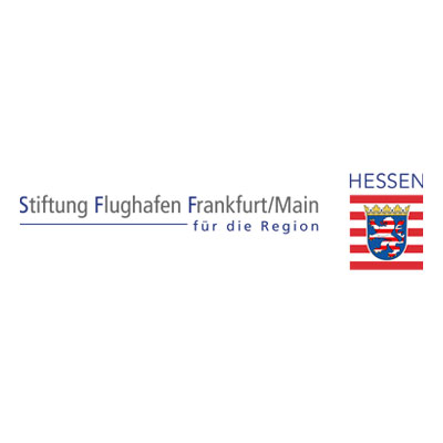 Logo Stiftung Flughafen Frankfurt/Main für die Region