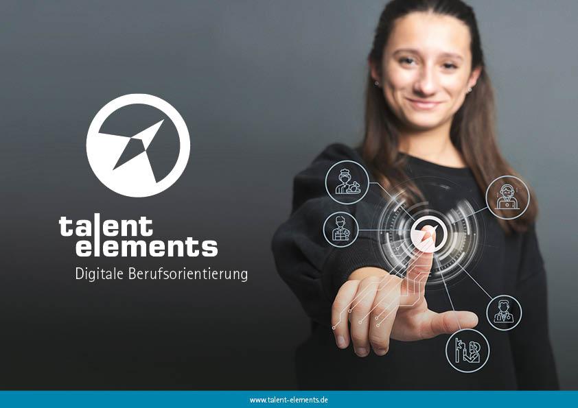 Broschüre: talent elements
