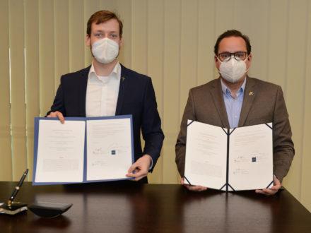 Kooperationsvereinbarung für die Talent Company Essen ist unterzeichnet