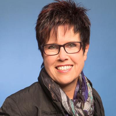 Jutta Nothacker - Geschäftsführerin der Stiftung Flughafen Frankfurt/Main für die Region