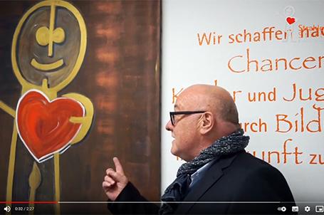 Video: Wir haben nachgefragt: Warum sind Sie Stifter:in der Strahlemann-Stiftung geworden?