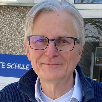 Wolfgang Erdmann - Schulleiter