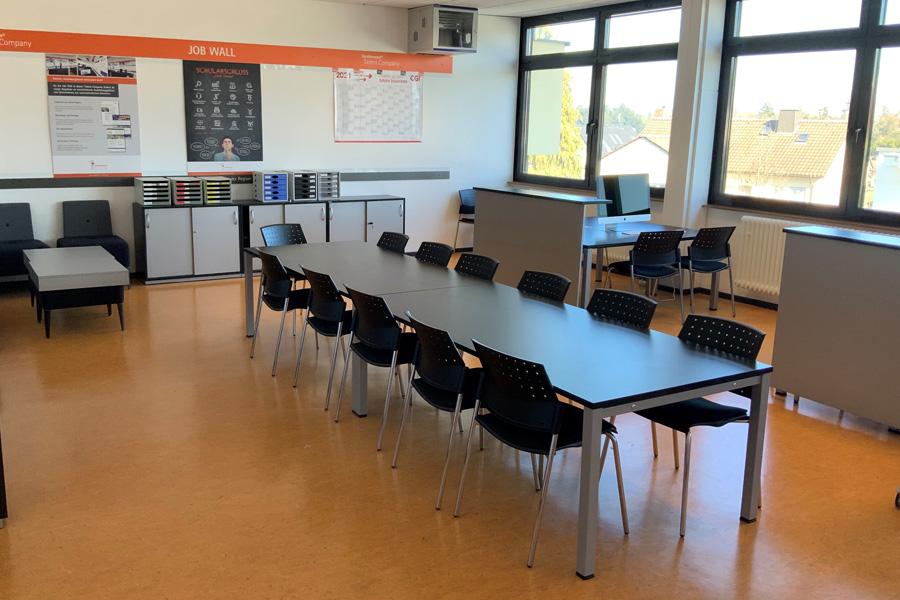 Einrichtung der Talent Company an der FDS Limburg