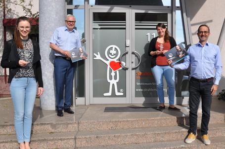 Kick-Off für Talent Elements® – Besuch von J.P.Morgan in der Strahlemann-Stiftung