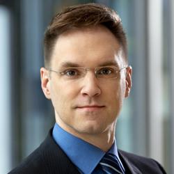 Dennis Grieser - Bürgermeister der Stadt Rüsselsheim