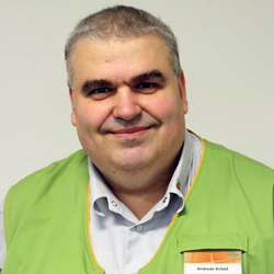 Andreas Schad - Botschafter der Globus-Stiftung (Globus Markt Rüsselsheim Bauschheim)