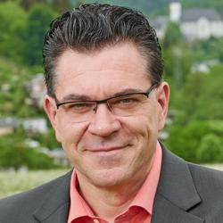 Ruben Gehart - Oberbürgermeister der Stadt Schwarzenberg