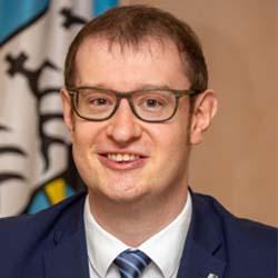 Maximilian Friedrich - Oberbürgermeister der Stadt Backnang