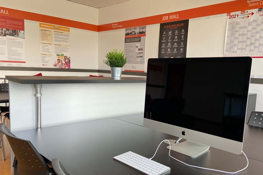 Talent Company an der FDS in Limburg