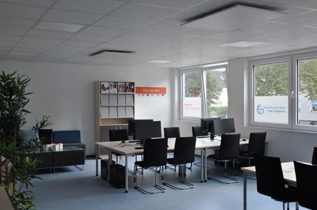 Eröffnung der Talent Company in der Gesamtschule Essen 3