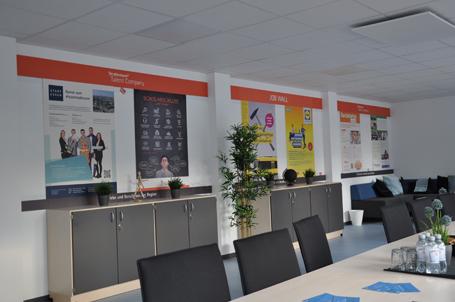 Eröffnung der Talent Company in der Gesamtschule Essen Nord 1